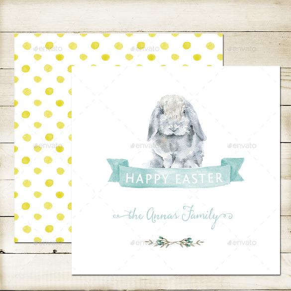 30+ Easter Invitation Templates u2013 Free Sample, Example - sample easter postcard template