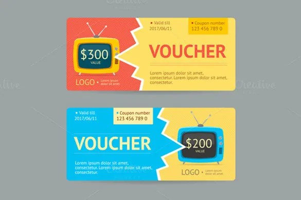 31+ Gift Voucher Templates - Free PSD, EPD, Format Download Free - creating a voucher
