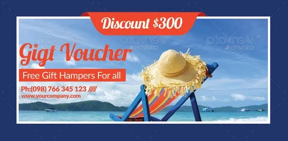 Travel Voucher Template \u2013 20+ Free PSD, EPS Format Download Free - Travel Gift Certificate Template Free