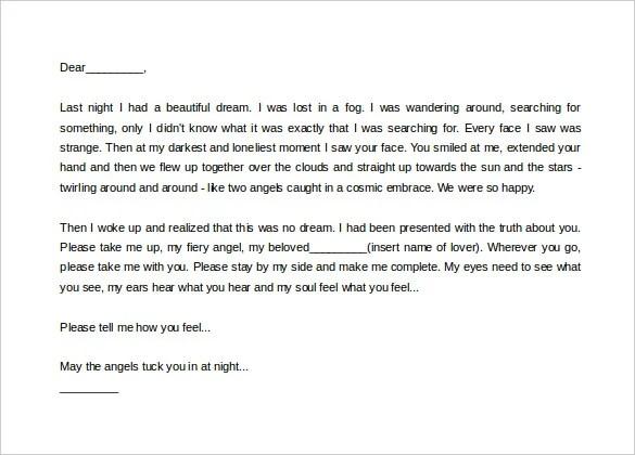 Sample Romantic Love Letter Love Note Quotes For Her Heartfelt I