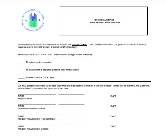 Internal Memo Templates - 15 Free Word, PDF Documents Download - audit template word