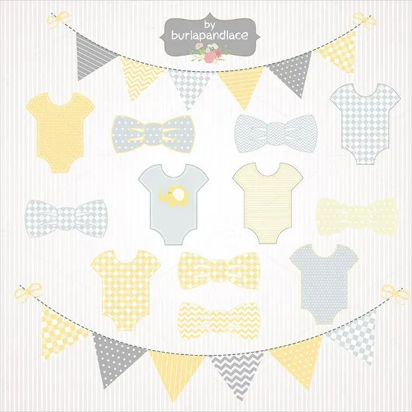 baby shower banner templates