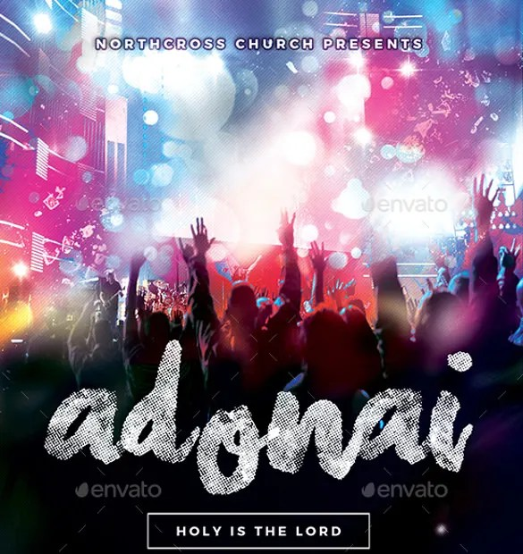 Church Flyers - 46+ Free PSD, AI, Vector EPS Format Download Free