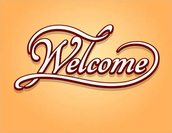 19+ Welcome Banner Templates \u2013 Free Sample, Example, Format Download - welcome back template