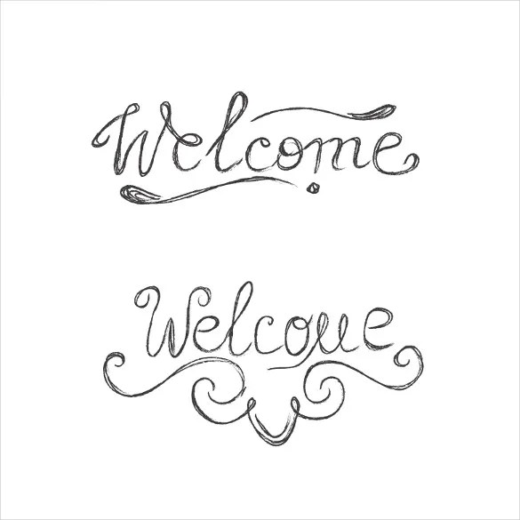welcome banner templates - Acurlunamedia - yt banner template