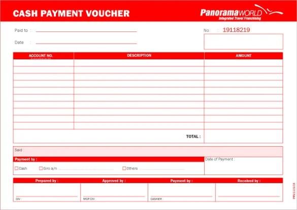 Payment Voucher Template  NodeCvresumePaasproviderCom
