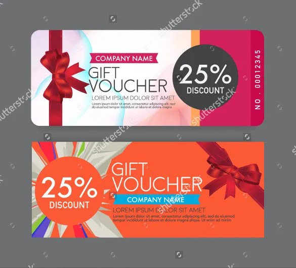 51+ Gift Voucher Templates - Free Sample, Example Format Download - gift voucher template