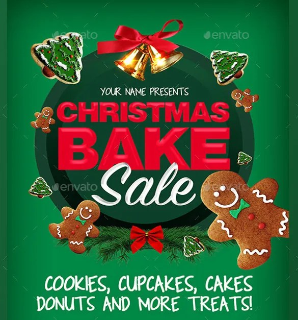 Bake Sale Flyer Template - 31+ Free PSD, Indesign, AI Format - bake sale flyer template microsoft