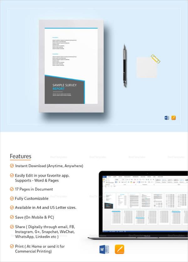 Site Survey Report Template - Eliolera - site survey template
