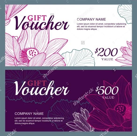 34+ Business Voucher Templates - PSD, AI, Word Free  Premium