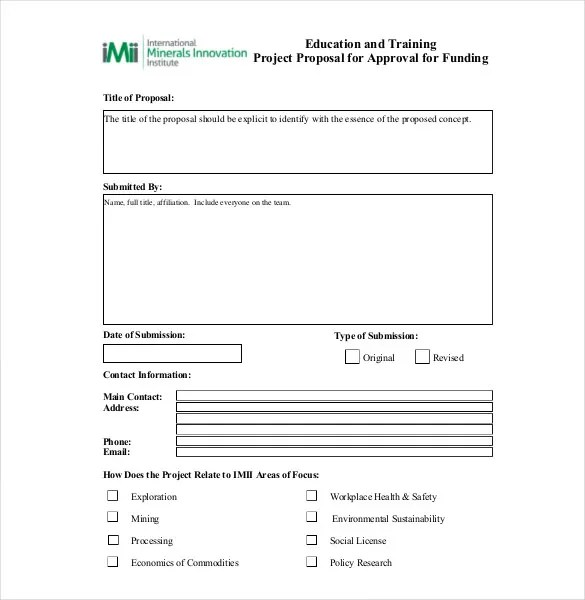 Hr Proposal Template Human Resources Cover Letter \ Writing - funding proposal template