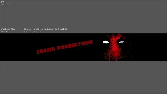 Free YouTube Banner Template \u2013 9+ Free PSD, AI, Vector EPS - yt banner template