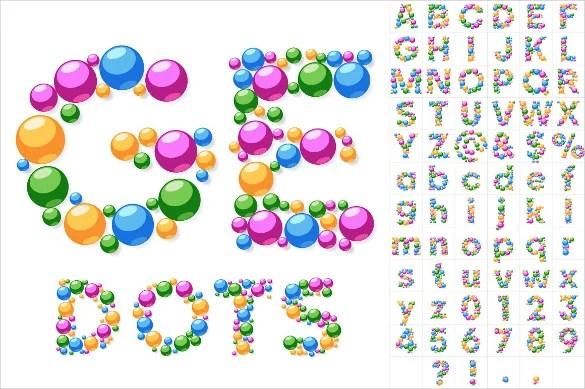 30+ Alphabet Bubble Letters - Free Alphabet Templates Free - letters templates to print