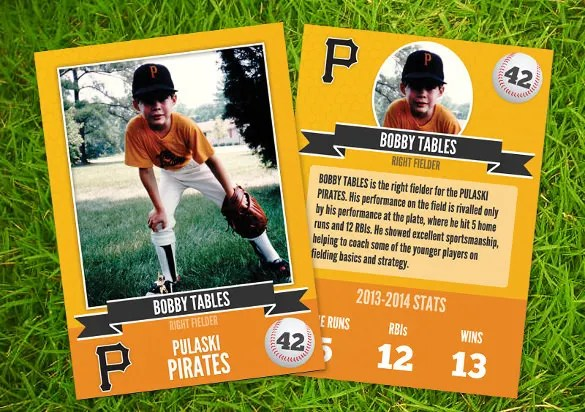 Pin by Elena McBride on Baseball Photos Pinterest Trading card - trading card template