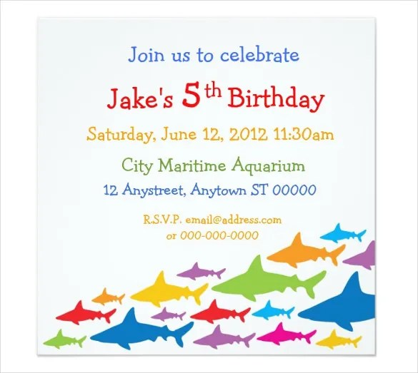 Birthday Invitation Email Template \u2013 27+ Free PSD, EPS Format - invitation birthday template