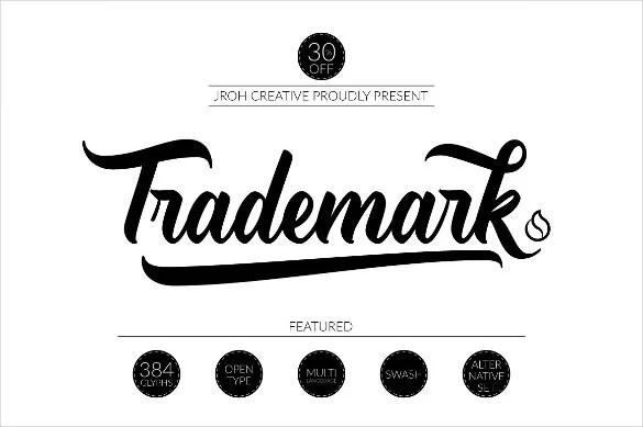55+ Best Logo Fonts - TTF, OTF Free  Premium Templates