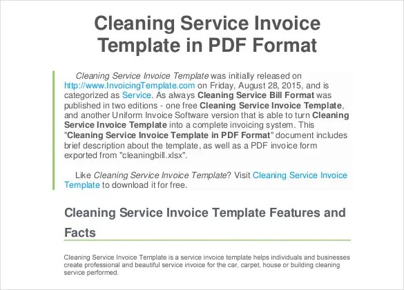55+ Microsoft Invoice Templates - PDF, DOC, Xls Free  Premium - Invoice For Services Template Free