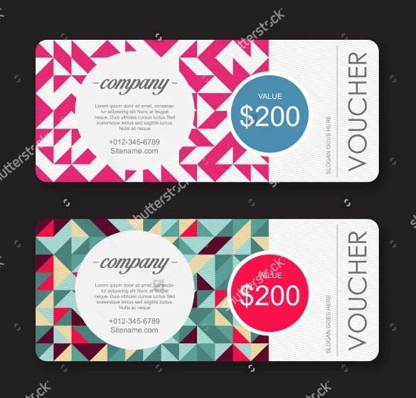 coupon design template free - Onwebioinnovate