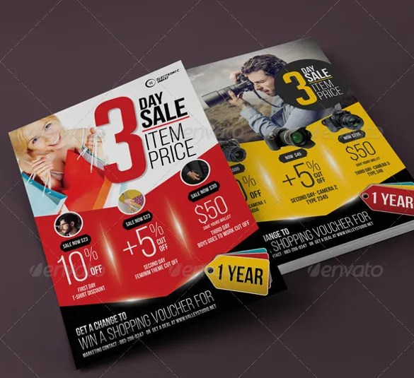Discount Flyer Templates lacienciadelpanico - coupon flyer template