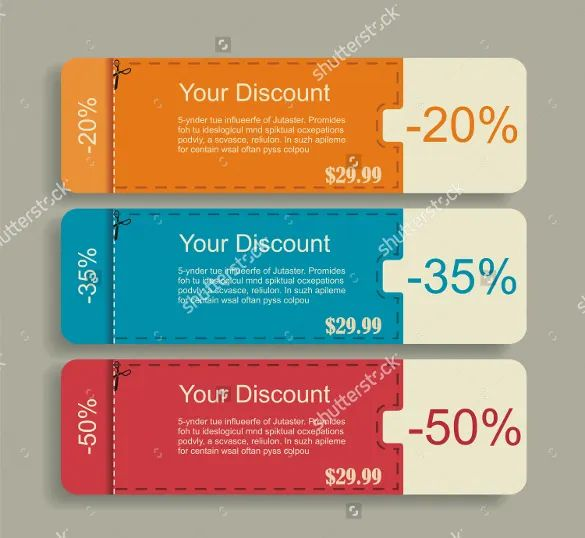 coupon examples