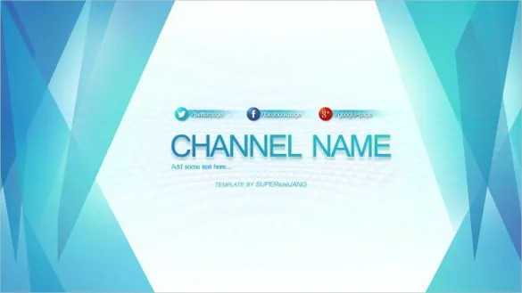 9+ Free Youtube Banner Templates - Free Sample, Example, Format - microsoft banners templates