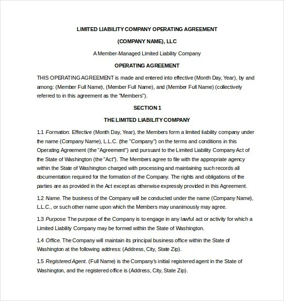 Legalzoom Business Agreement | Resume Maker: Create professional ...
