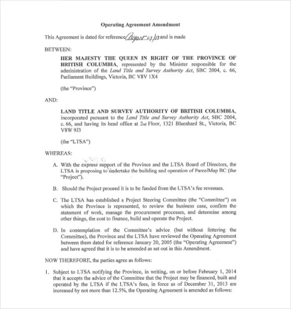 Doc500645 Trade Contract Template Form of Trade Contract 97 – Trading Agreement Template