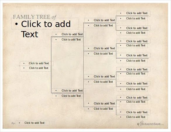 family tree format online