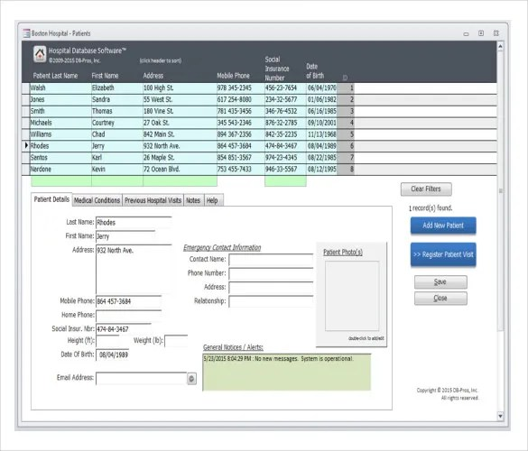 Access Inventory Templates \u2013 16+ Free Sample, Example, Format