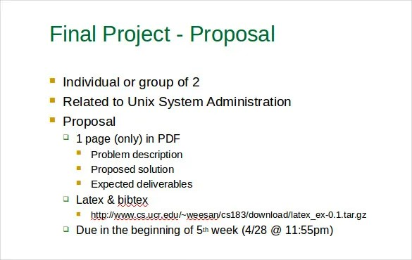 Research Proposal Format In Social Sciences – Service Proposal Format