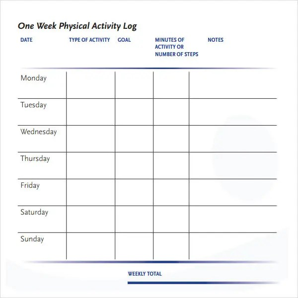 Action Log Template Best 20+ Learning Log Ideas On Pinterest - log template sample