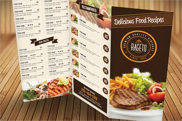 34+ Catering Menu Template - PSD, EPS Documents Download! Free