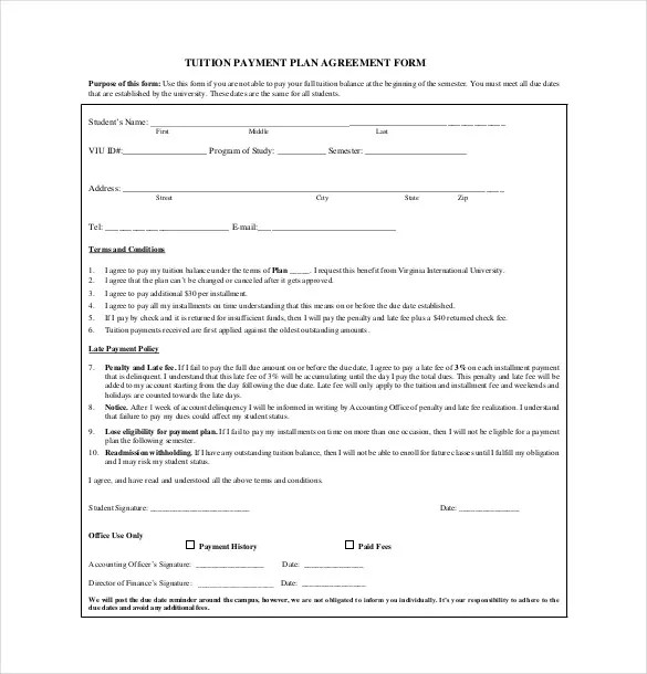 11+ Payment Agreement Templates u2013 Free Sample, Example, Format - agreement