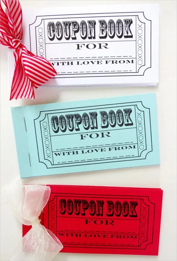 45+ Coupon Book Templates - Free PSD, AI, Vector EPS Format Download