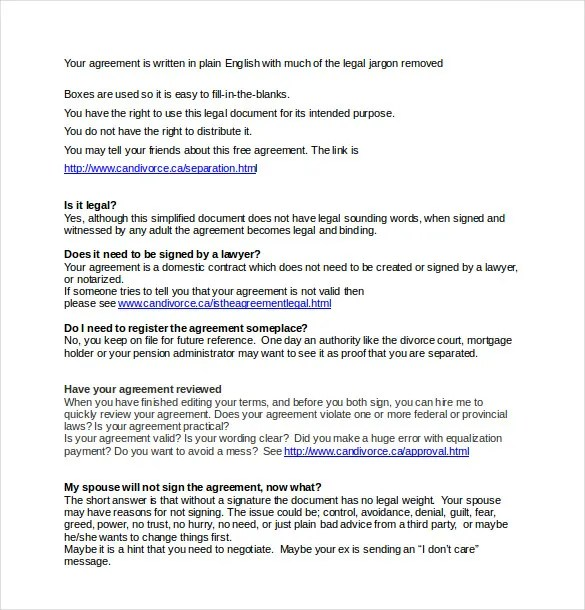 6+ Prenuptial Agreement Samples - Free Sample, Example - sample prenuptial agreement template