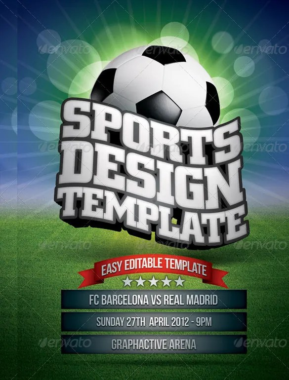 36+ Sports Flyer Templates - PSD, Word, AI, Publisher Free