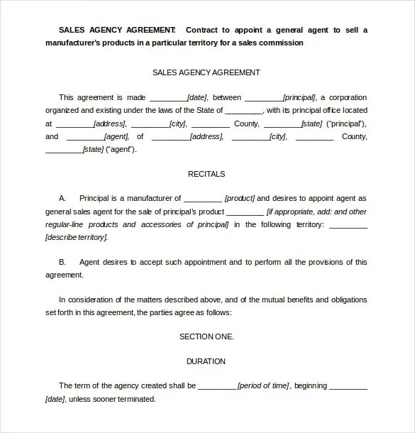 Sample Contract For Sale Of Land | How To Build Your Own Resume Free