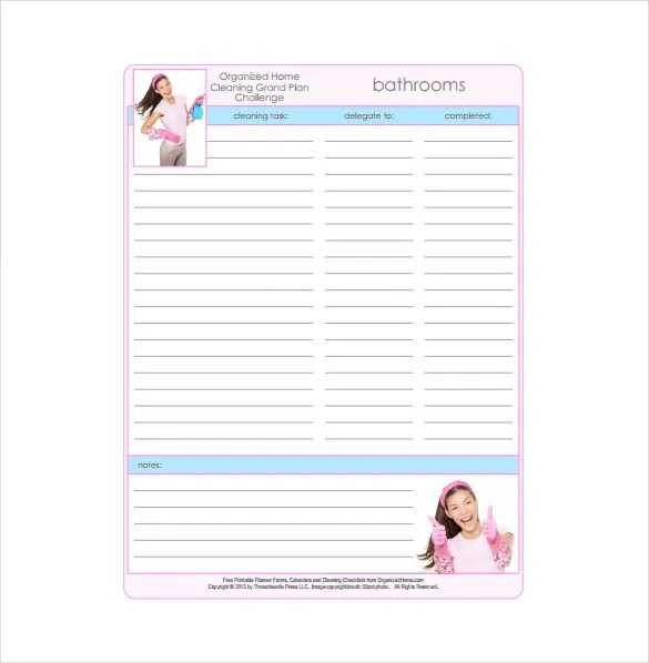 bathroom cleaning schedule template house cleaning schedule template buzzle bathroom cleaning schedule template free download