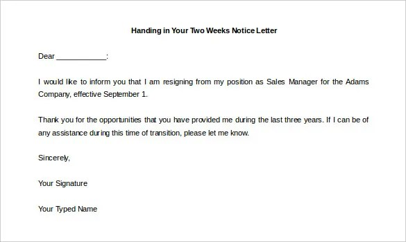 Formal Letter Template Uk – Formal Letter Template Download