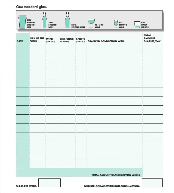 14+ Bar Inventory Templates u2013 Free Sample, Example, Format - inventory sheets template