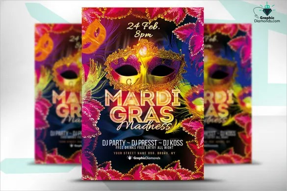 Carnival Flyer Template - 52+ Free Word, PSD, AI, Vector EPS Format
