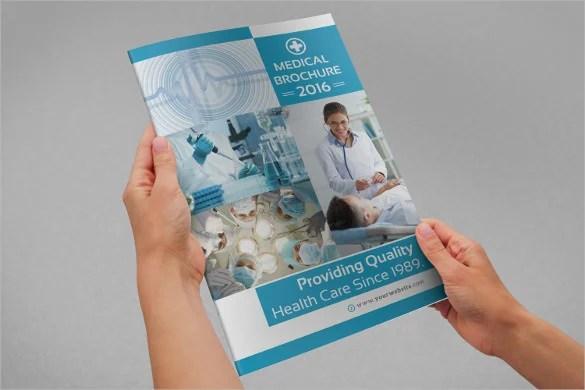 Medical Brochure Templates \u2013 41+ Free PSD, AI, Vector EPS, InDesign - Medical Brochure Template
