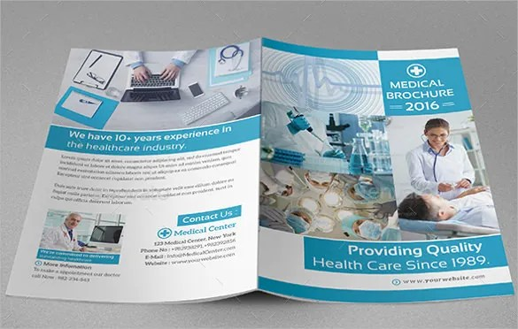 Medical Brochure Templates \u2013 41+ Free PSD, AI, Vector EPS, InDesign