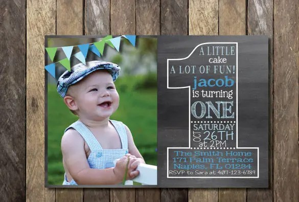 Free 1St Birthday Invitation Template u2013 orderecigsjuiceinfo - free first birthday invitation template