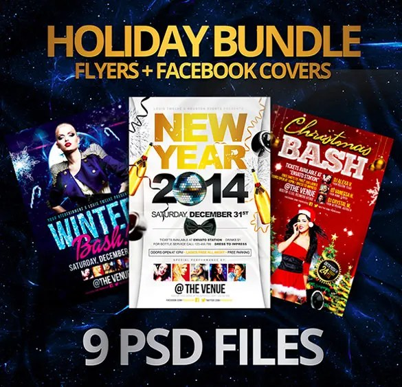 28+ Holiday Flyer Templates - Free PSD, Vector EPS, PNG Format - discount flyer template