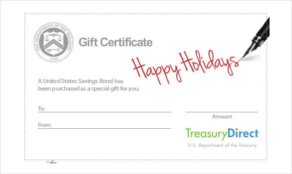 28+ Holiday Gift Certificate Templates - PSD, Word, AI Free