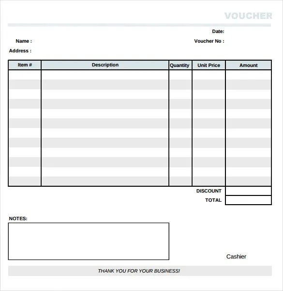11+ Payment Coupon Templates \u2013 Free Sample, Example, Format Download