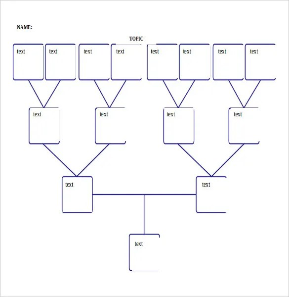 Simple Family Tree Template - 27+ Free Word, Excel, PDF Format
