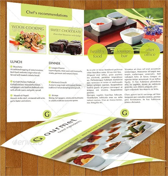 29+ Catering Menu Templates - Free Sample, Example Format Download - free catering menu template