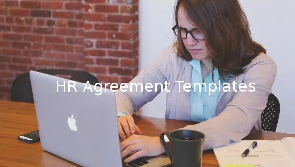 HR Agreement Template - 7+ Free Word, PDF Format Download Free